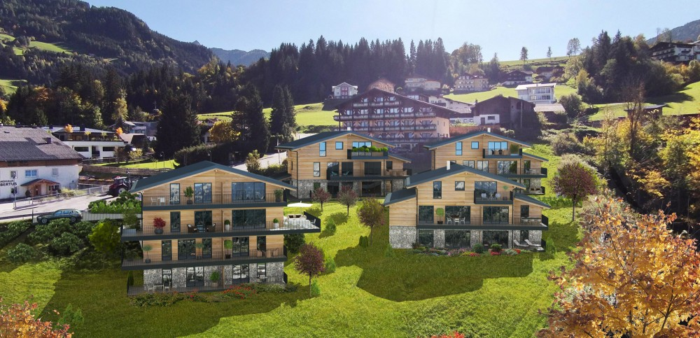 Panorama Lodge Appartement Resort Schladming (c) Freedimensions